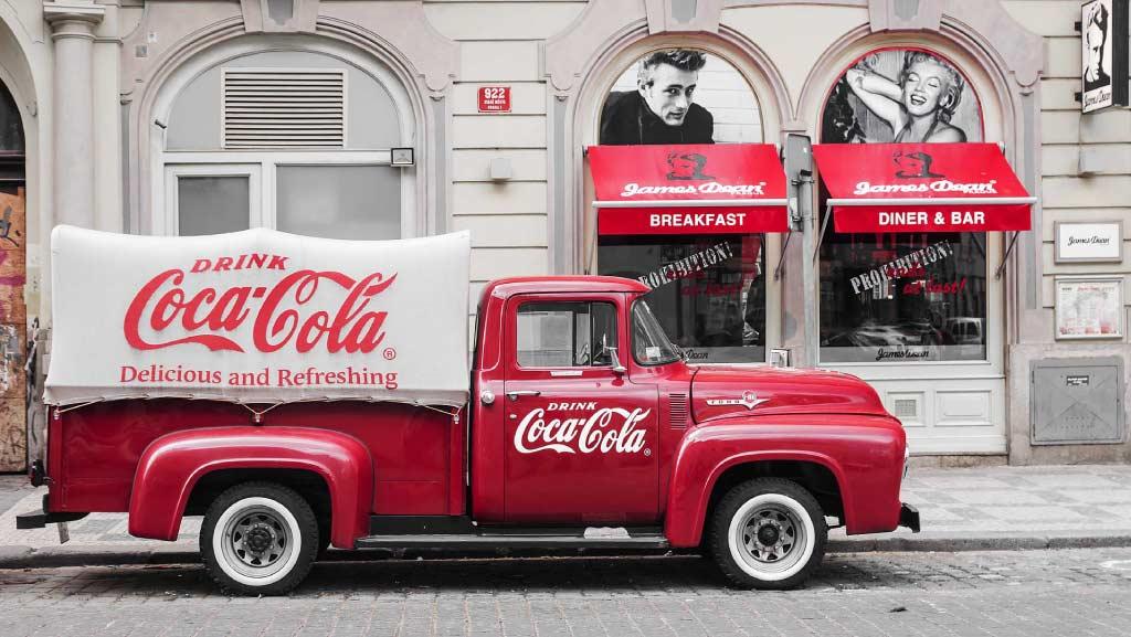 استراتژی شرکت کوکاکولا